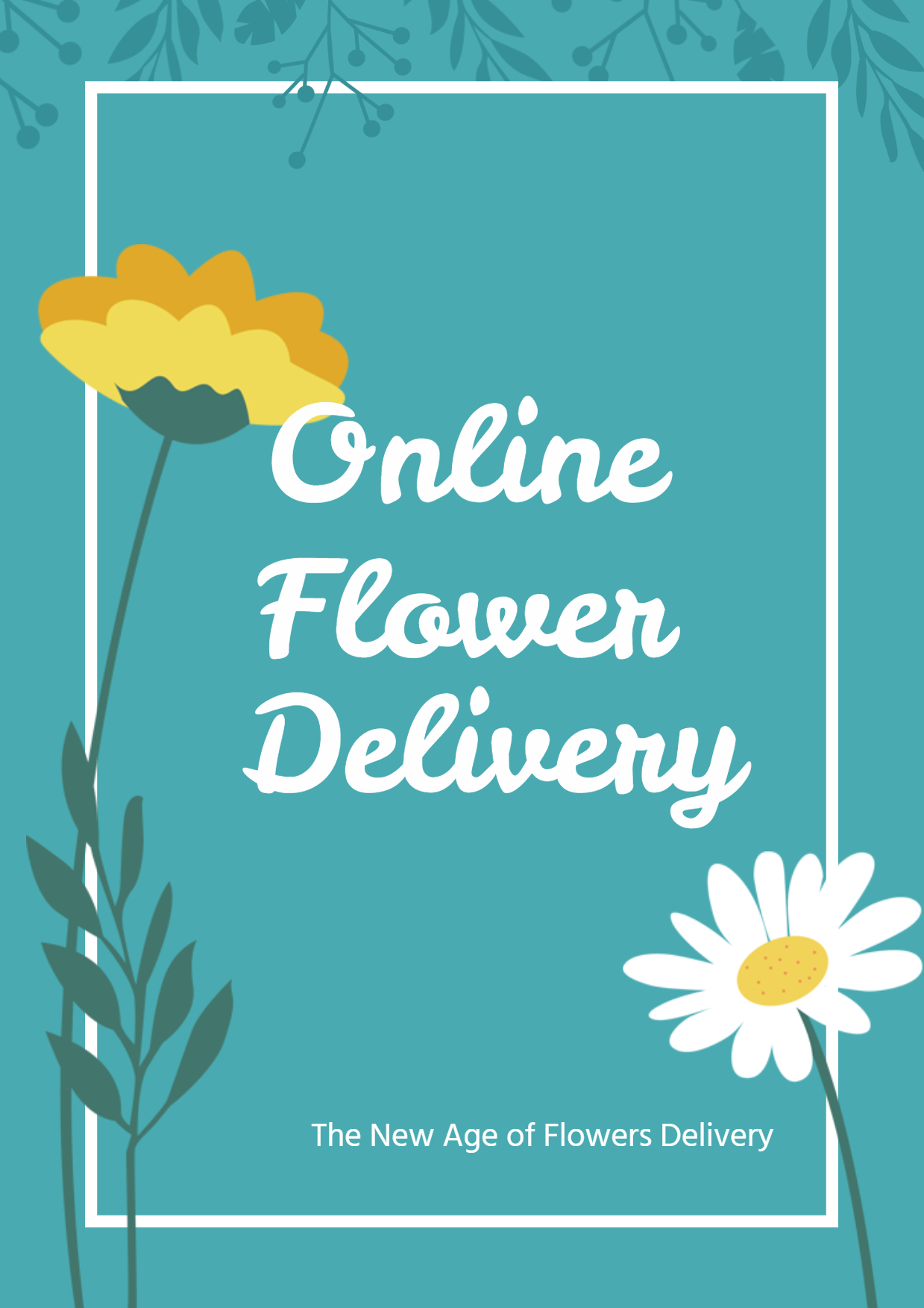 The New age of Online Flower Delivery