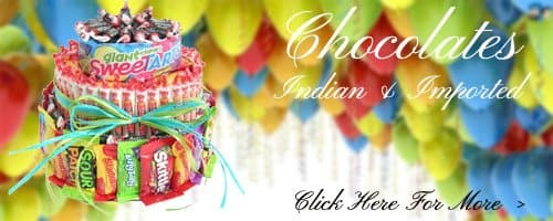 Birthday Chocolates to Haridwar