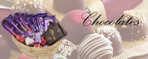 Chocolates to Indore