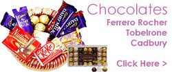 Chocolates to Jhansi, Send Chocolates to Jhansi
