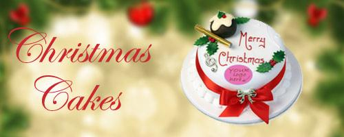 Deliver Christmas Cakes to Mohali