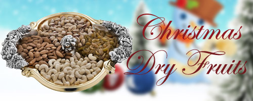 Send Christmas Dry Fruits to Mohali