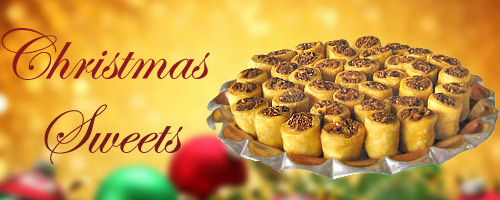 Online Christmas Sweets to Mohali