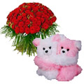 Mothers Day Gifts to India, New Year Flowers to India