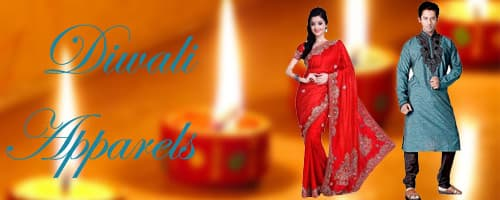 Online Diwali Apparels to Hyderabad