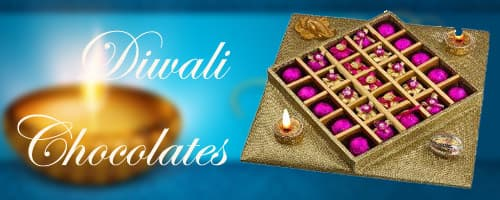 Diwali Chocolates Delivery to Chandigarh