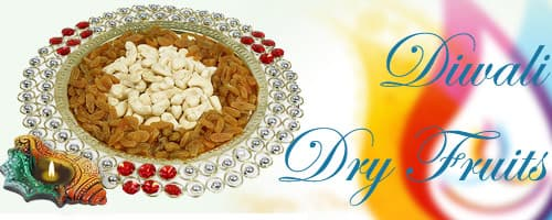 Diwali Dry Fruits to Hyderabad