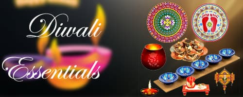 Send Diwali Decoratives to Hyderabad