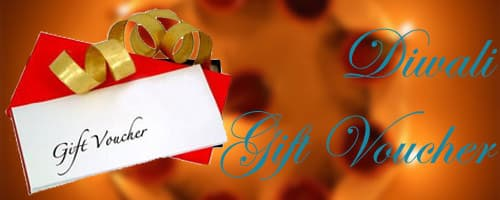 Send Diwali Gifts Voucher to Hyderabad