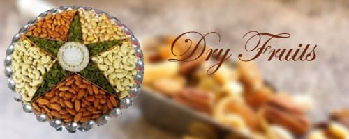 Dry Fruits to Indore