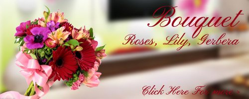 Bouquet Delivery in Vadodara