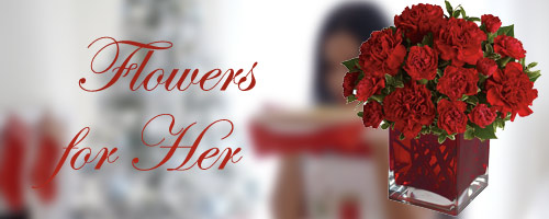 Flowers for Her in India