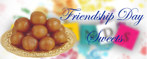 Frienship Day Sweet Delivery in India
