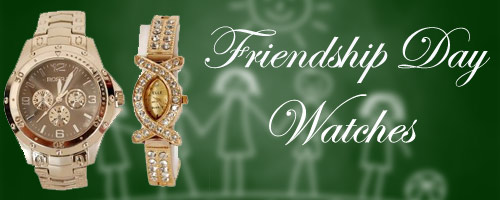 Frienship Day Watches to India