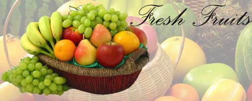 Fresh Fruits to Indore