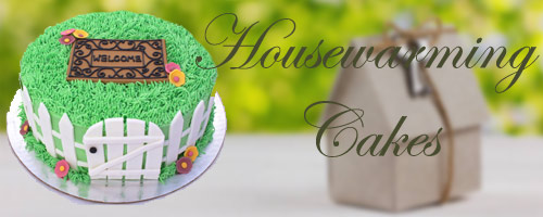 Housewarming Cakes to India