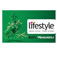 Lifestyle Gifts Voucher to India