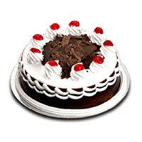 Cakes to Vizag and order 500 gm Black Forest Cakes in Vizag