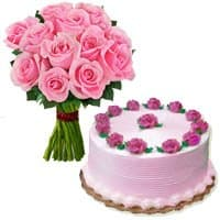 Send Online Mother's Day Cakes to India