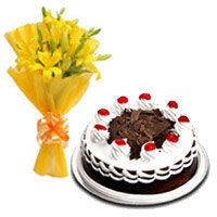 Send Valentine's Day Cake to India