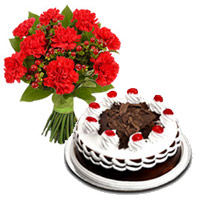 Midnight Flower and Cake Delivery in India