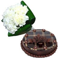 Order Chocolate Cake to India