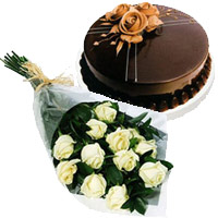 Send Cake and Flowers to India