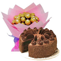 Send Cakes and Chocolates to India