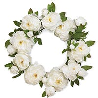 Wreath Flowers to India : Condolence Flowers to India