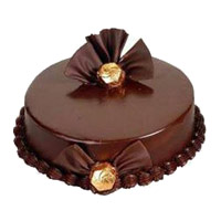 Order Online Chocolate Truffle Cake to India