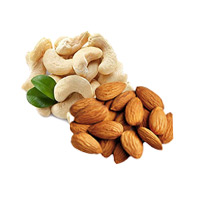 250gm Cashew and 250gm Almond to Patna