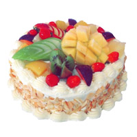 Eggless Fruit Cake to India