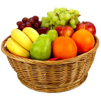 1.5 Kg Fresh Fruits Basket in Vizag