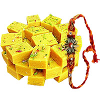 Online Rakhi Gift Delivery to India