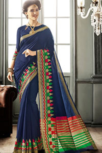 Sarees Birthday Gifts in India