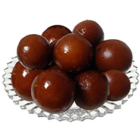 Online Birthday Gifts Delivery to India. Deliver 1 Kg Gulab Jamun Sweets in India
