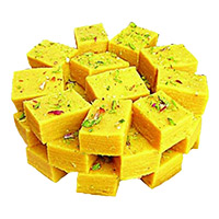 Gift Delivery to Raipur contain 1 Kg Soan Papdi Sweets to India