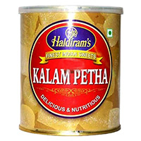 Birthday Gifts to India. 1 kg Haldiram Kalam Petha