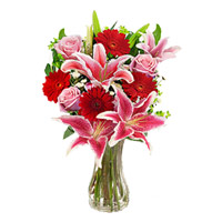 Online Delivery of Christmas Flowers in India