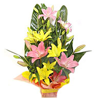 Online Order Flowers to India