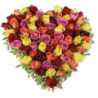Buy Flowers Online to India