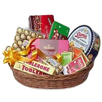 Online Chocolate Baskets to India