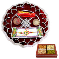 Deliver Thali to India