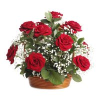 Valentine's Day Flowers Delivery in Bhilai : Roses to Bhilai