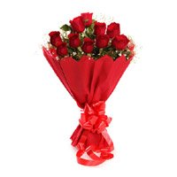 Order Online valentine's Day Flowers to Gangtok