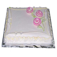 Online Square Cake to India