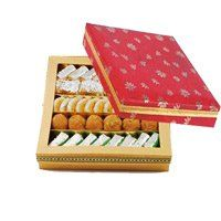 Send Birthday Gifts to India with 250gm Assorted Sweets to India