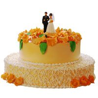 Send Online Tier Cakes to India