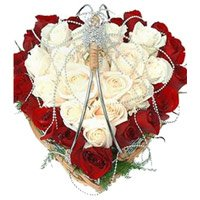 Valentine's Day Flower Delivery in Nainital