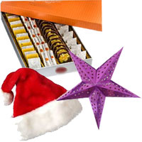 Deliver Christmas Gifts to India